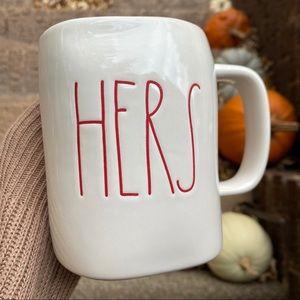 RAE DUNN 'HERS' Mug